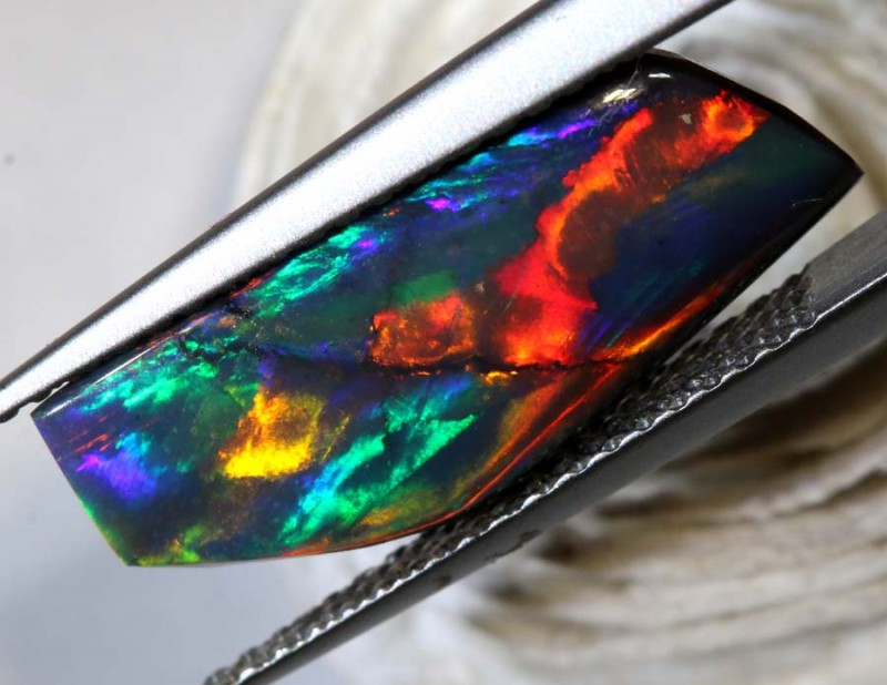 N1-3.10  CTS QUALITY BLACK SOLID OPAL L.RIDGE INV-952-JJ
