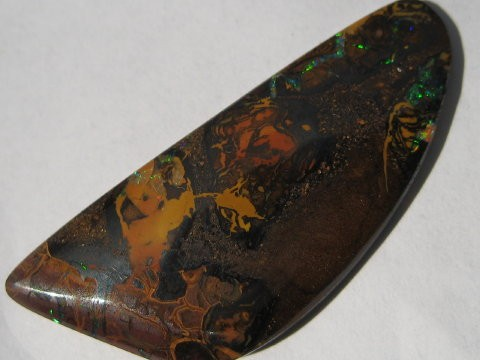OpalWeb - Boulder Opals from Yowah - 20.20Cts -