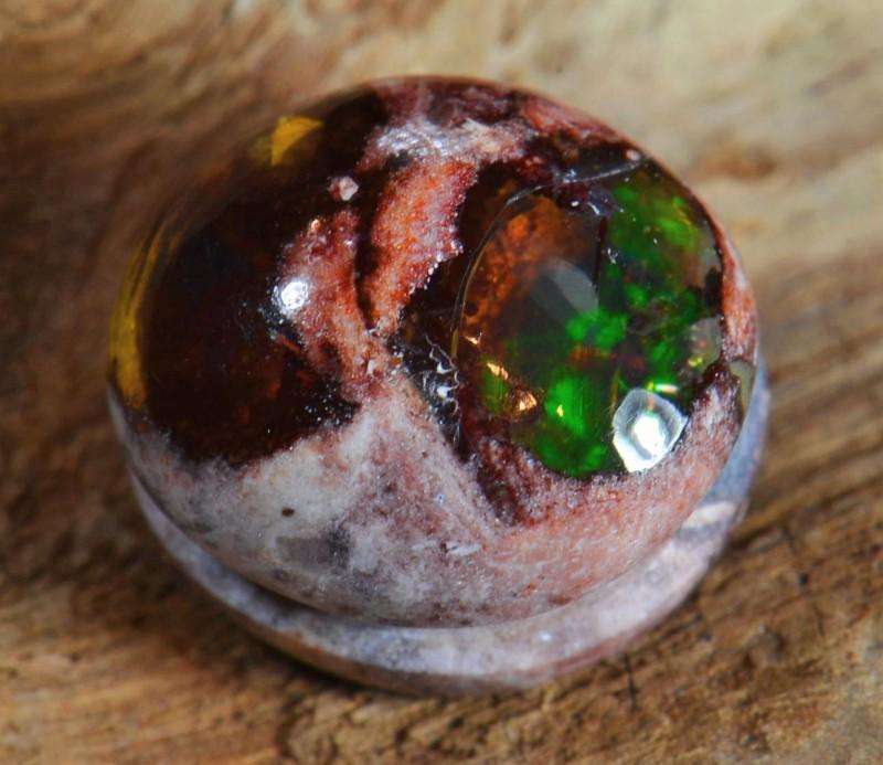 3.5cts Natural Mexican Matrix Cantera Fire Opal