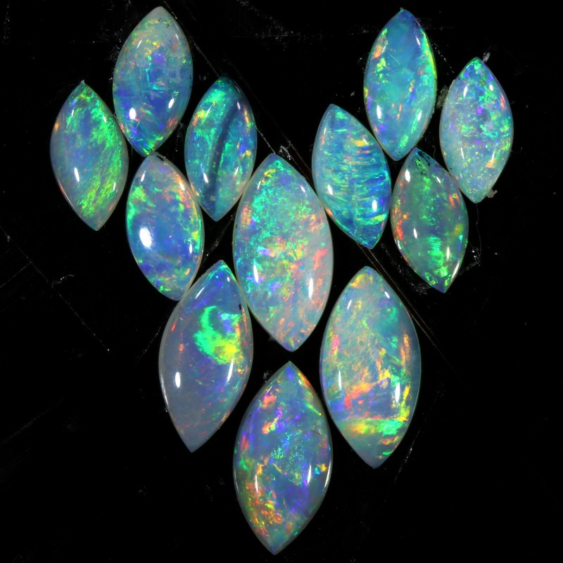 2.52 CTS CRYSTAL OPAL PARCEL CALIBRATED [C58]