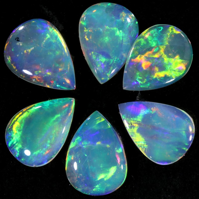 1.38 CTS CRYSTAL OPAL PARCEL CALIBRATED [C103]SAFE