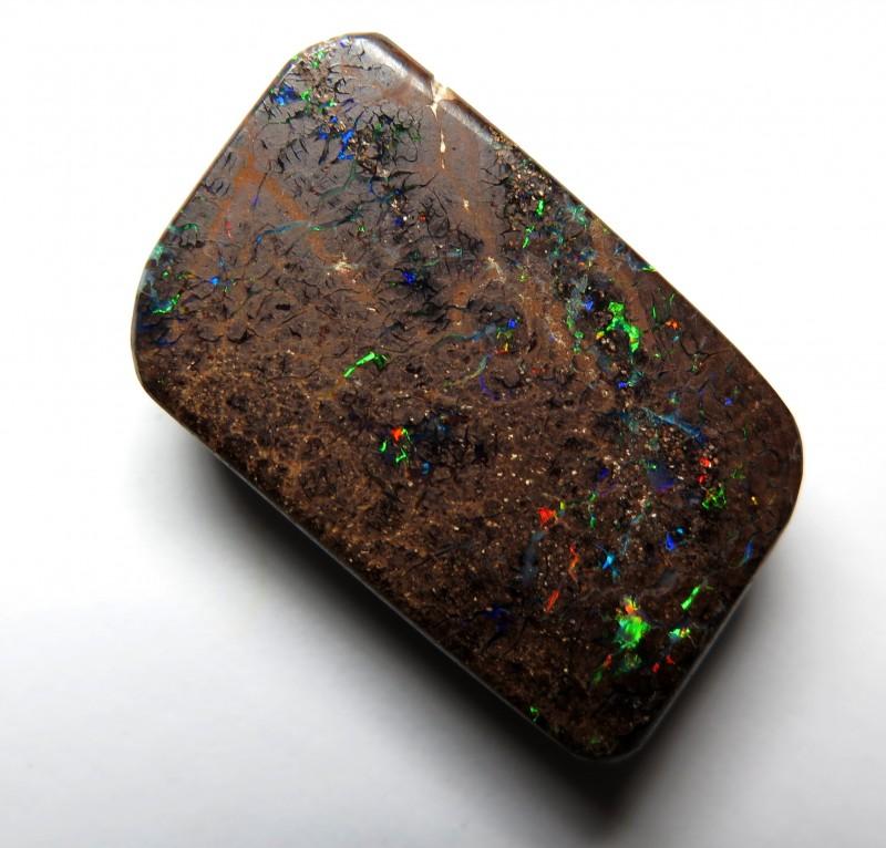 23.50ct Queensland Boulder Opal Matrix Stone