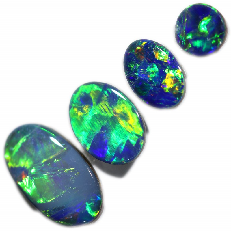 1.96 CTS OPAL DOUBLET PARCEL - CALIBRATED [SEDA1192]