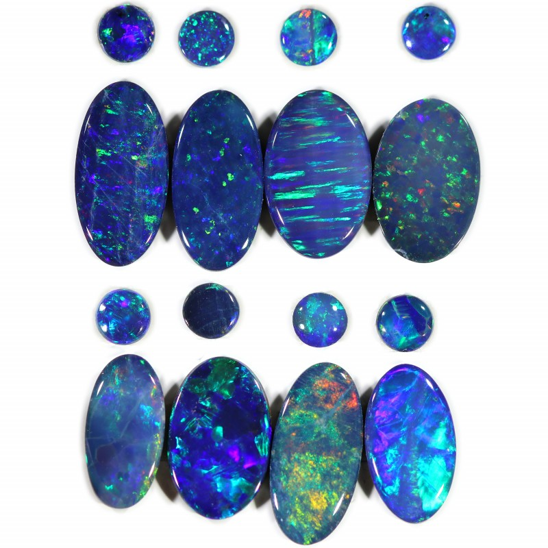 7.10 CTS OPAL DOUBLET PARCEL - CALIBRATED [SEDA1196]