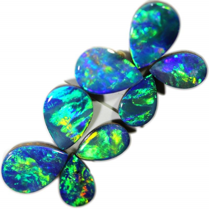 2.60 CTS OPAL DOUBLET PARCEL - CALIBRATED [SEDA1203]