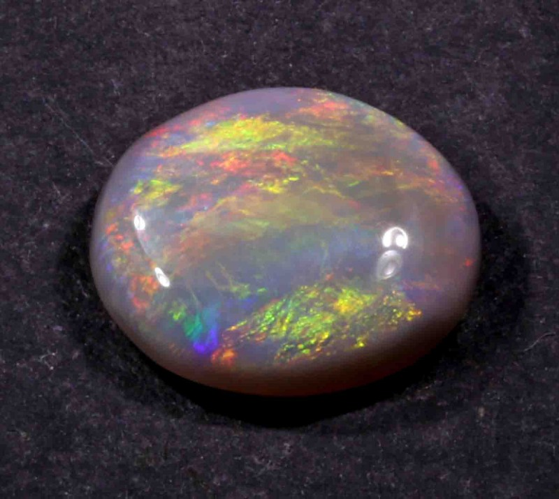 ON SALE NOW 3.30 CT BLACK OPAL FROM LR