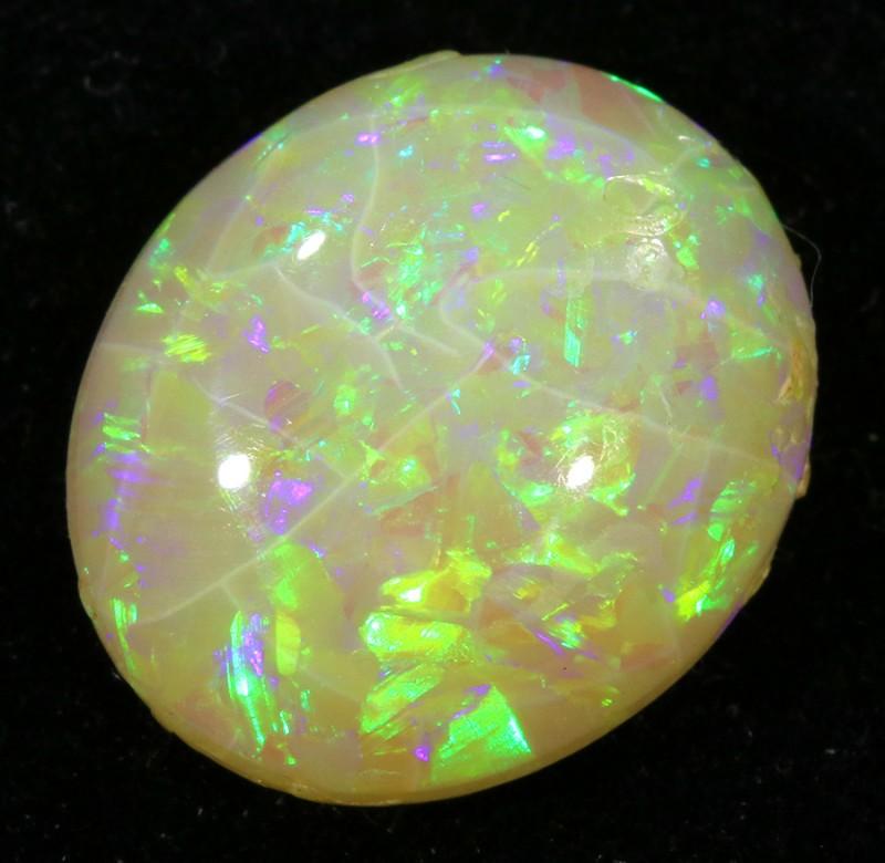 7.10Cts TREATED Crystal Opal SU1449
