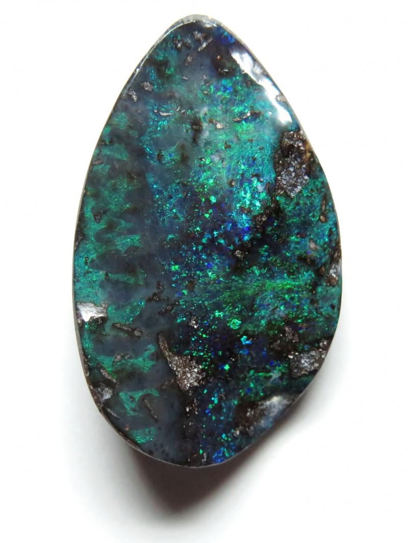 12.75ct Queensland Boulder Opal Stone