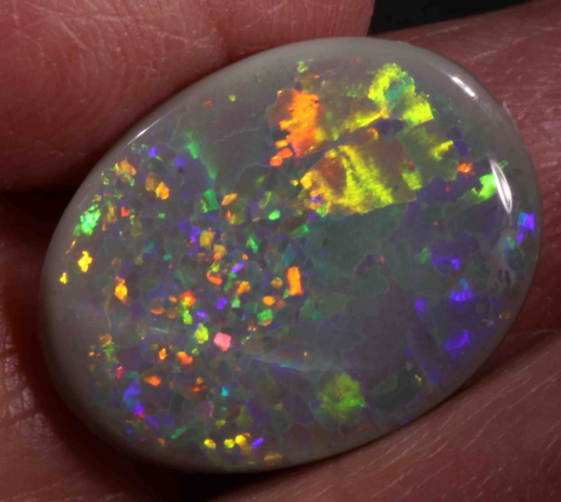 10.55 CT BLACK OPAL FROM LR