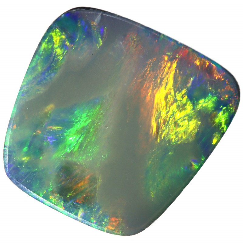 4.75 CTS  OPAL DOUBLET FROM LIGHTNING RIDGE. [SEDA1422]