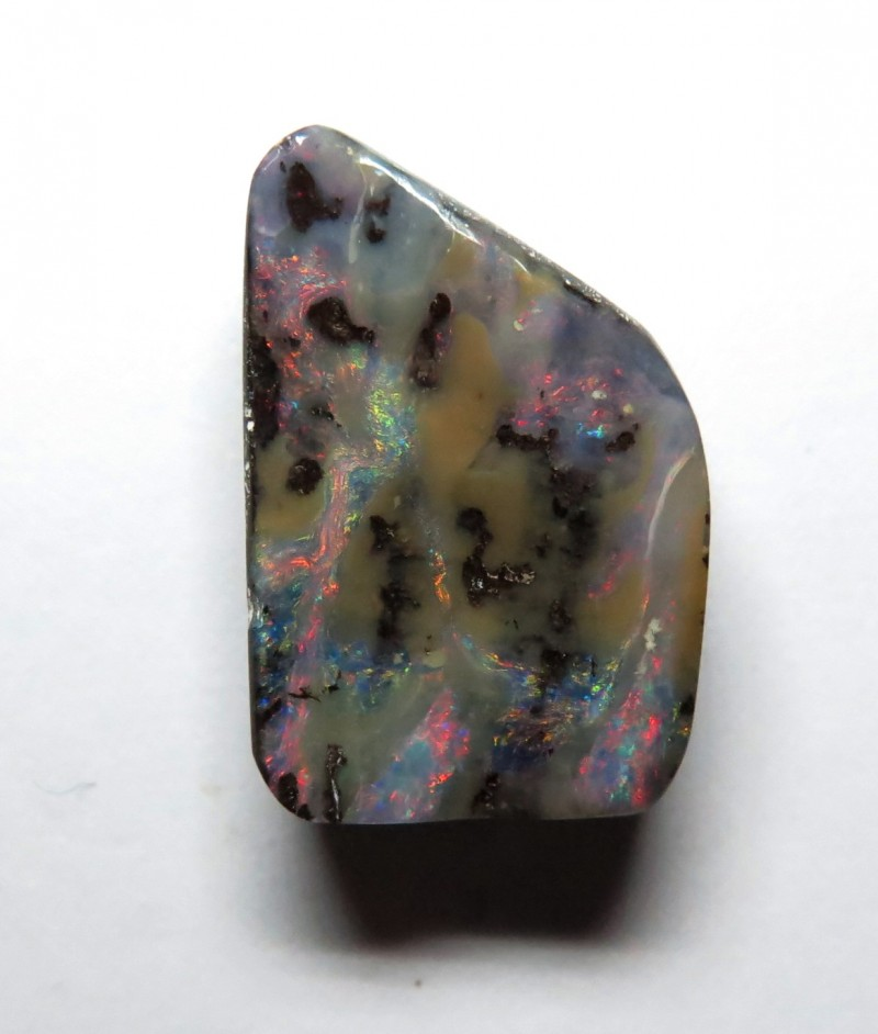 13.85ct Queensland Boulder Opal Stone
