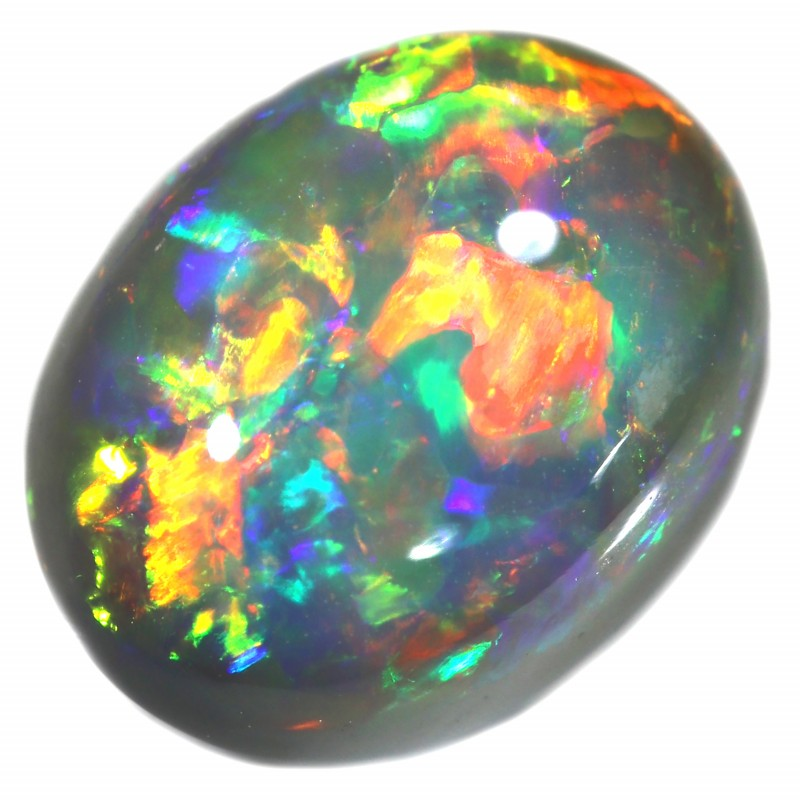 1.90 CTS SOLID OPAL LIGHTNING RIDGE [LRO240]