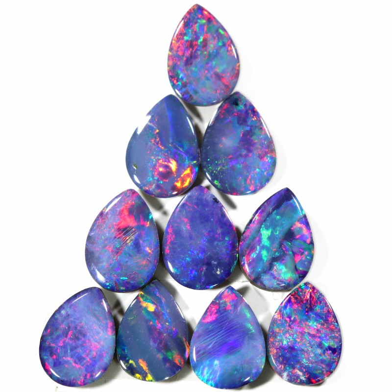 3.82 CTS OPAL DOUBLET CALIBRATED [SEDA1528]