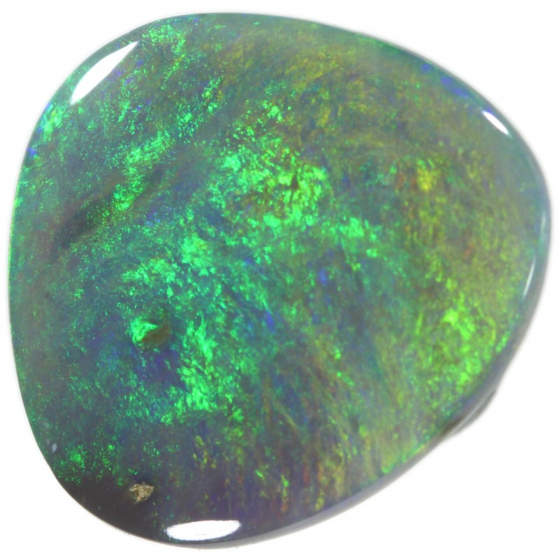 3.35 CTS BLACK OPAL SUNSET COLOURS GREAT COLOUR PLAY  A2077