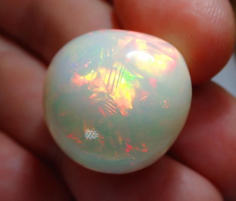 Bright Natural Ethiopian Welo Supreme Opal
