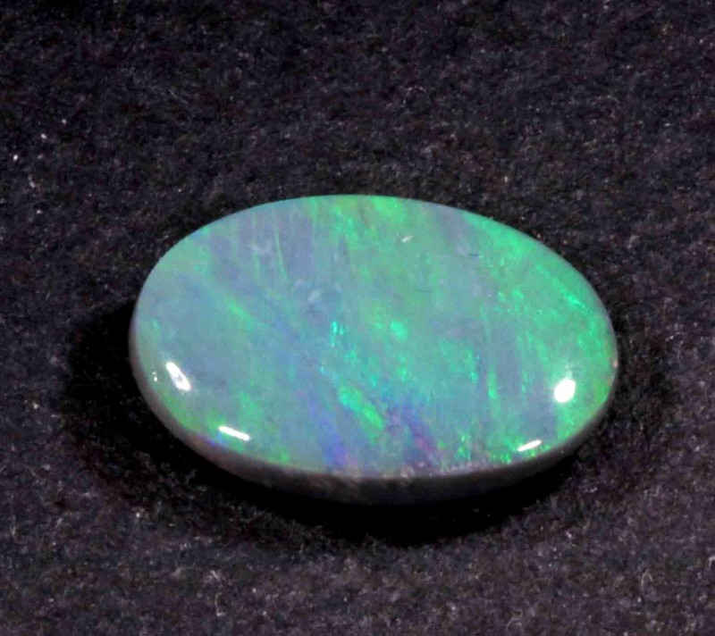 2.30 CTS  BLACK OPAL FROM LR -