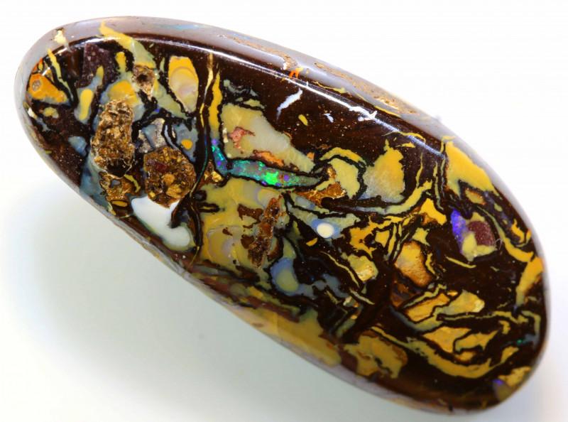 Australian Koroit Opal Cut Stone 29cts AB129