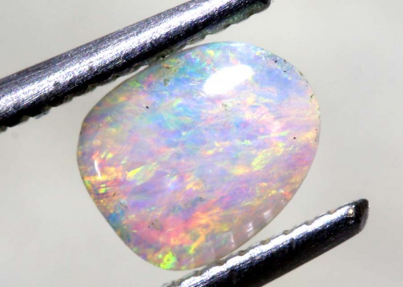 N8-1.4   CTS - DARK  OPAL POLISHED STONE TBO-8499