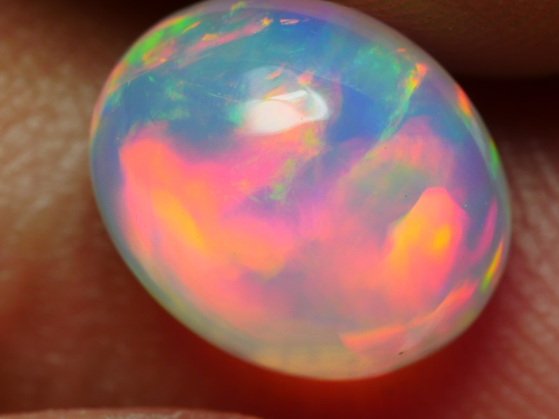 1.55 CRT BRILLIANT ROLLING FLASH WELO CHAFF PLAY COLOR WELO OPAL