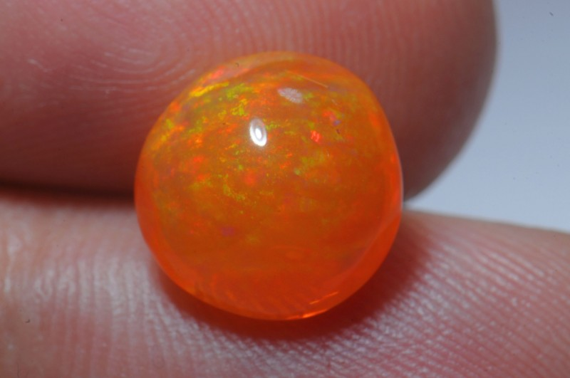 3ct Mexican Fire Opal