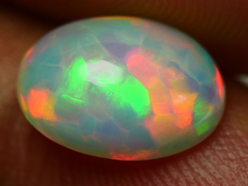 1.80 CRT BEAUTY SPIDER WELO CHAFF FIRE PLAY COLOR WELO OPAL
