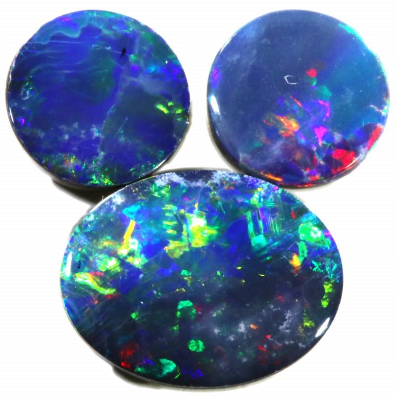 2.14 Cts parcel gem Opal Doublets  SU1531