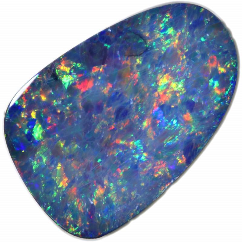 6.94 Cts parcel gem Opal Doublets  SU1553