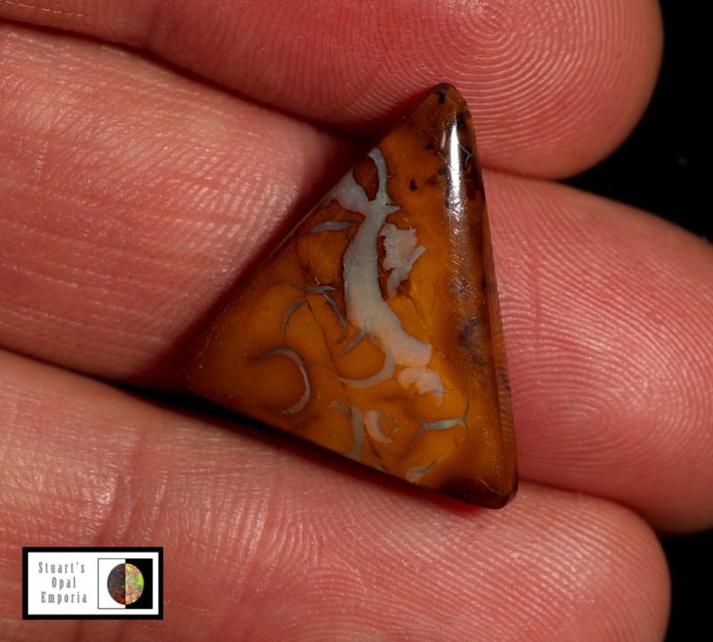 10.10 carat Koroit boulder opal