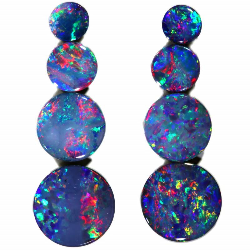 5.21 Cts parcels gem Opal Doublets SU1601