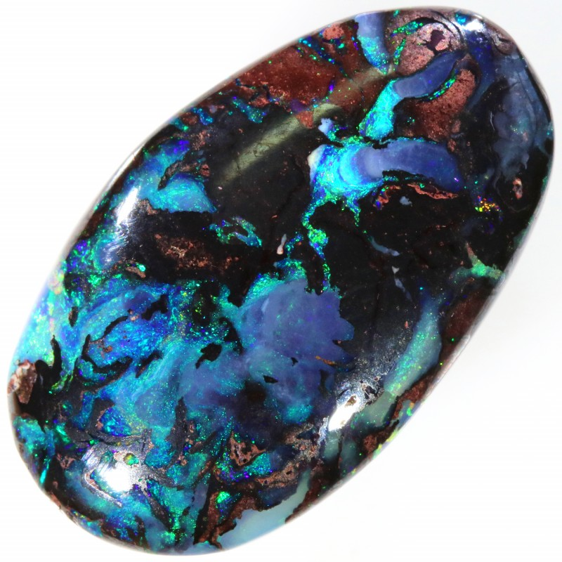 7.05 CTS BOULDER OPAL STONE [BMA4508]