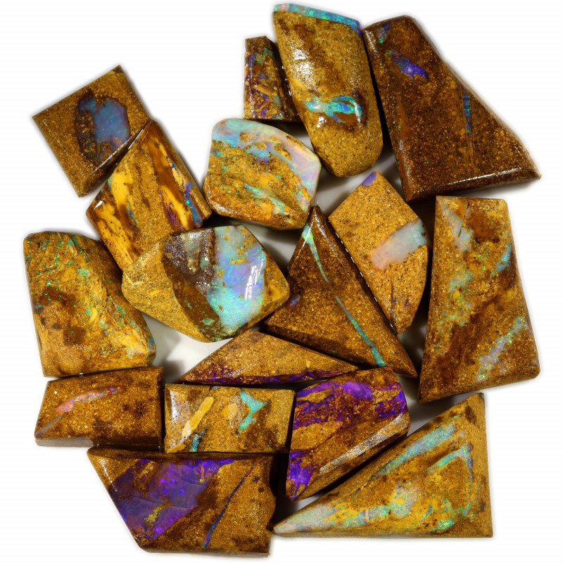 465.00 CTS BOULDER PIPE OPAL ROUGH PARCEL [BY7438]
