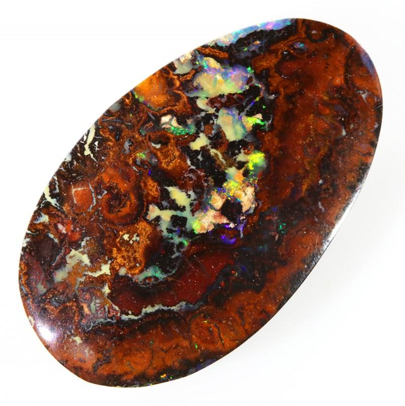 15.70Cts Koroit Boulder Opal WS219