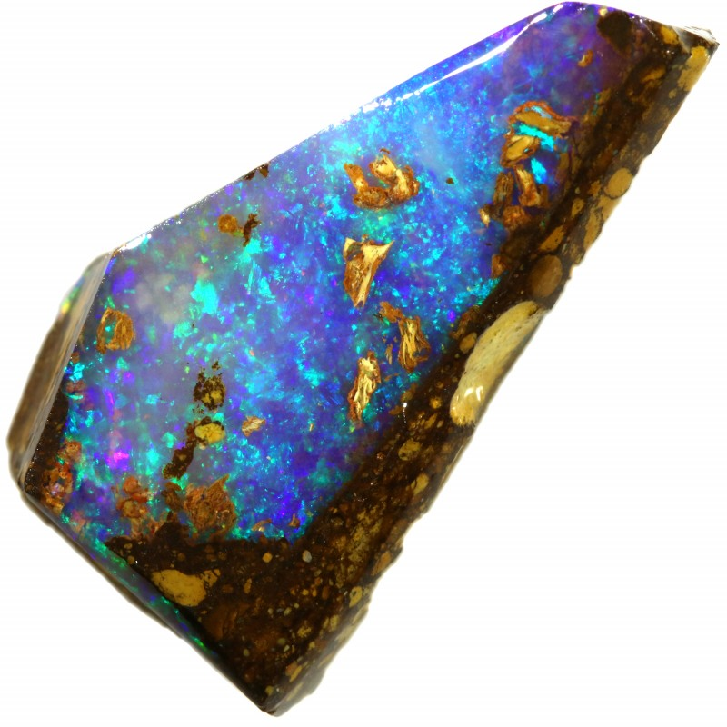 18.15 CTS BOULDER PIPE OPAL ROUGH -JUNDAH  [BY7467]