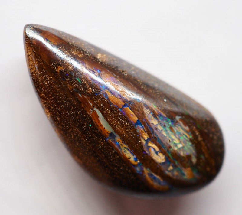 15.25CT VIEW WOOD REPLACEMENT BOULDER OPAL OI639