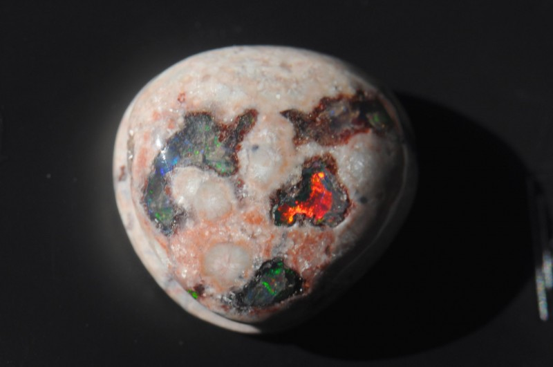 3ct Mexican Cantera Fire Opal