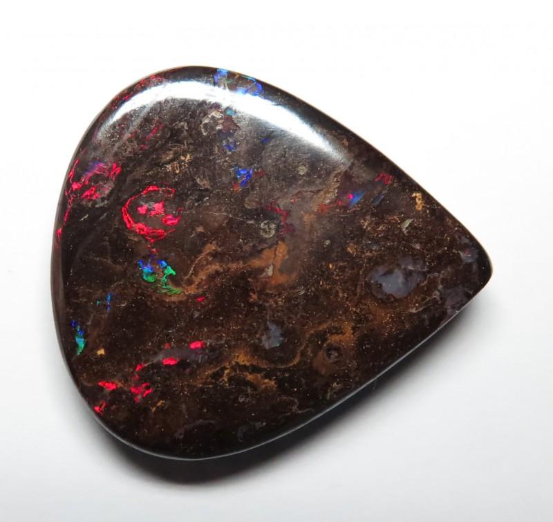 57.18ct Queensland Boulder Opal Stone