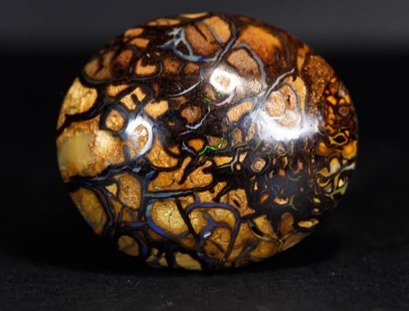 45.6ct Koroit Boulder Opal, Natural Australian Solid Opal, Real Opal