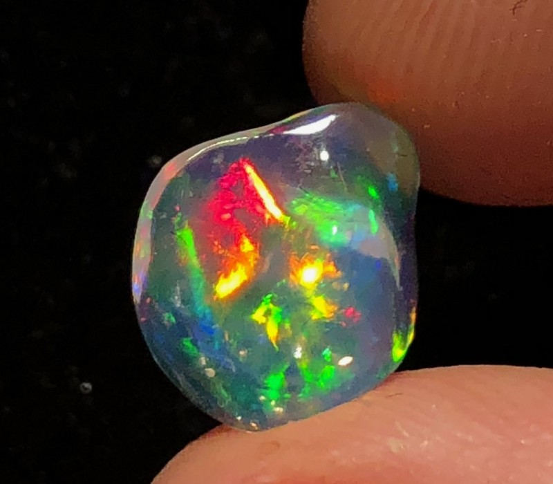 2.1ct SUPREME Mexican Crystal Opal (OM)