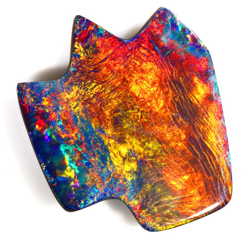 23.90Cts By far our best opal doublet WS294