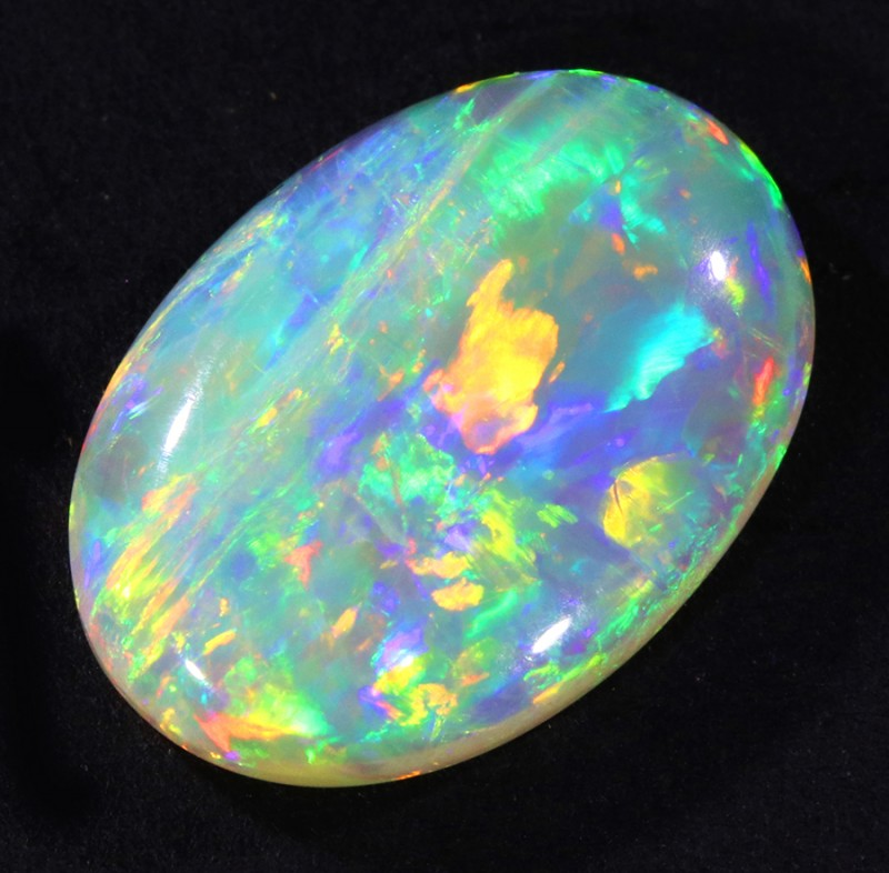 2.80Cts Fire Crystal opal  WS297