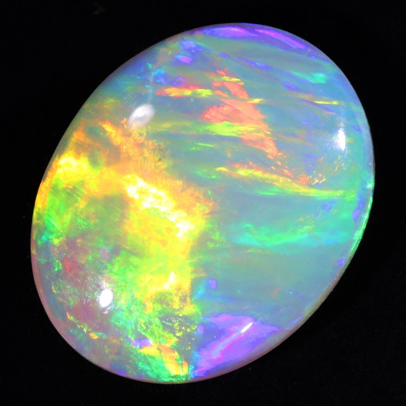 1.95Cts Fire Crystal opal  WS299