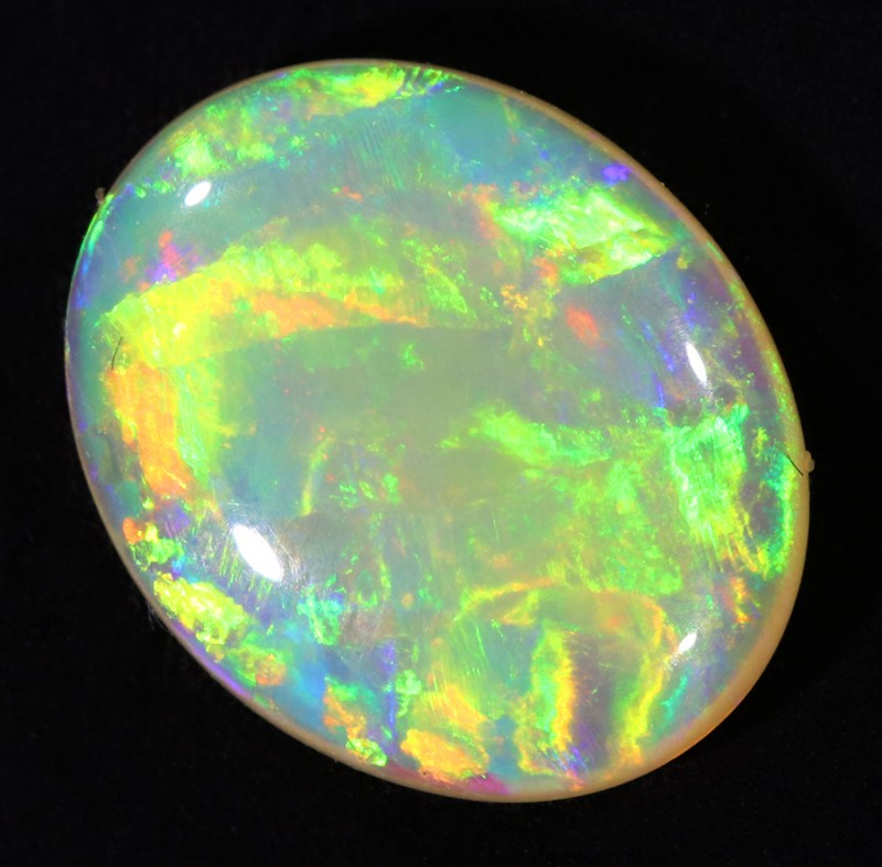 2.05Cts Fire Crystal opal  WS300