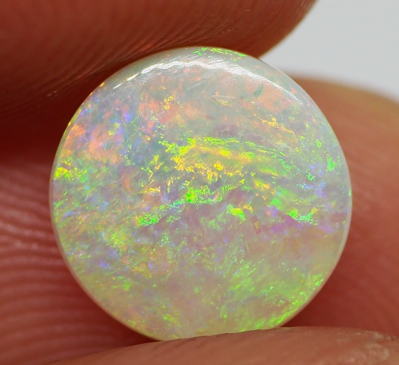 1.15CTS CRYSTAL FROM LIGHTNING RIDGE OPAL  RE212