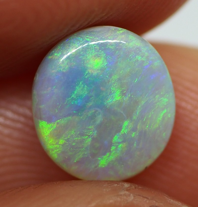 1.40CT DARK OPAL FROM LIGHTNING RIDGE RE219