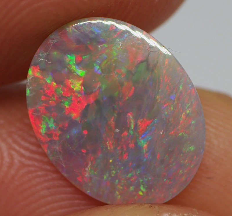1.76CT  CRYSTAL OPAL FROM LIGHTNING RIDGE RE291
