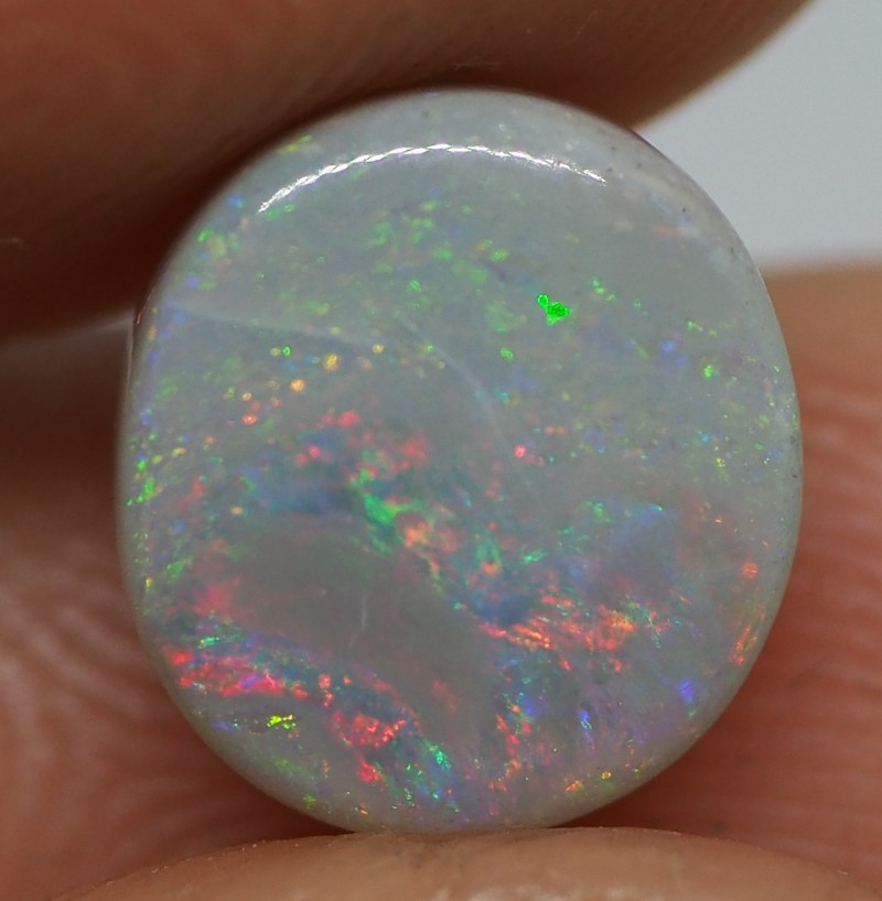 2.05CT  CRYSTAL OPAL FROM LIGHTNING RIDGE RE293