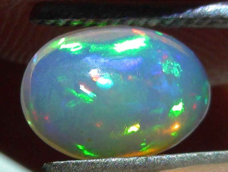 1.60 ct Ethiopian Gem Color Welo Opal Cab *