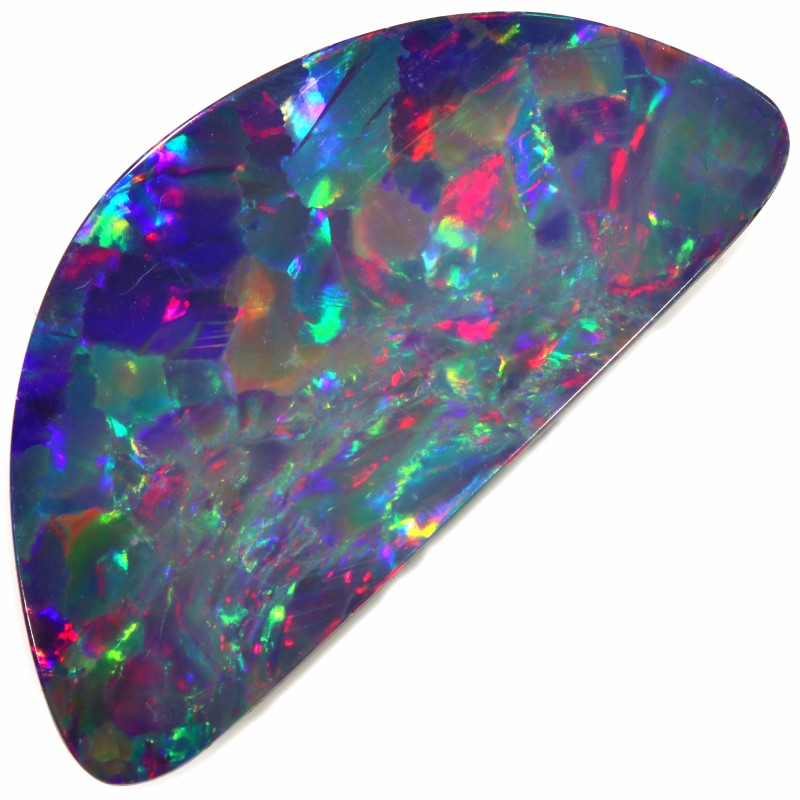 7.05 CTS   OPAL DOUBLET-PASTEL TONE- FROM LIGHTNING RIDGE-[SAFE238]