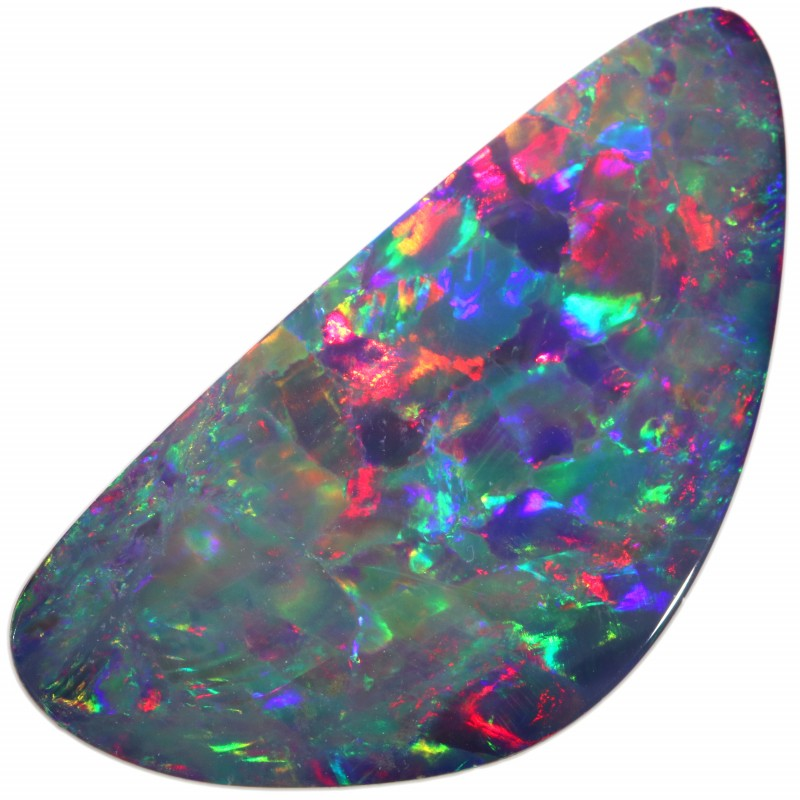 8.90 CTS   OPAL DOUBLET-PASTEL TONE- FROM LIGHTNING RIDGE-[SAFE245]