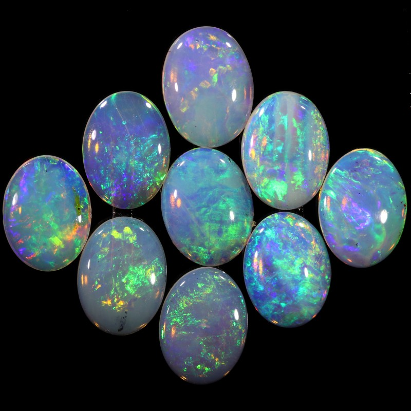 3.95 CTS CRYSTAL OPAL PARCEL CALIBRATED [C269]